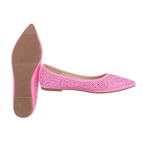 Pantofola Pantofola Pantofola Slitta Ital-design Rosa