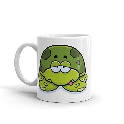 DV Mugs Ltd #10690 Kaffeetasse mit Schildkröte, hochwertig, 284 ml