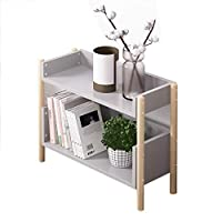 SJ-DDUAN Simple Small Bookshelf, Storage Student Bookcase Children