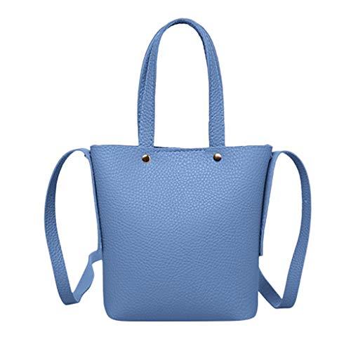 DAKERTA Shoulder Bag Damentasche Umhängetasche Citytasche Schultertasche Handtasche Elegant Retro Vintage Tasche