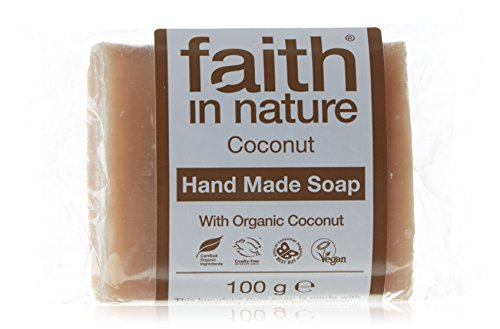 Faith In Nature Coconut Soap Wrapped 100 g