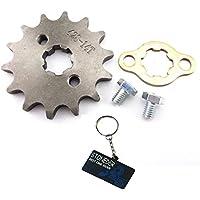 stoneder 42814dientes 17mm frontal cadena piñón Gear para 50cc 70cc 90cc 110cc 125cc 140cc 150cc 160cc motor ATV Quad Pit Suciedad Trail para bicicleta