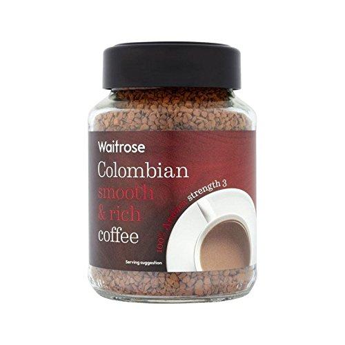 Oro Colombiano Liofilizzato Caffè Waitrose 100G - Confezione da 6