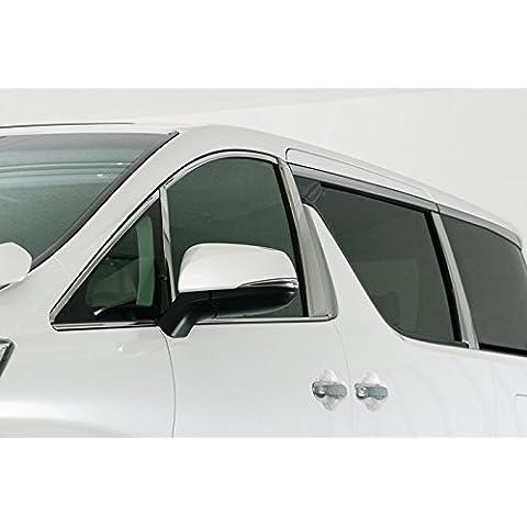 Acciaio pilastro, modellato Kit per Toyota Vellfire Alphard 3rd Gen Serie