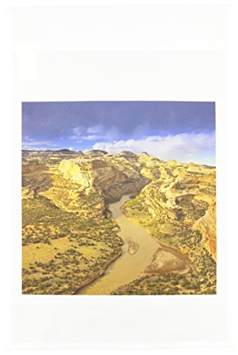 3drose FL _ 88881_ 1Yampa River, Dinosaurier National Monument, colorado-us06cha0040-chuck Haney Garten Flagge, 12von 18 (Garten Flag Benutzerdefinierte)
