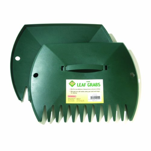 Bosmere Products Ltd 1 Bosmere N455 Hand Leaf Grabs, Green