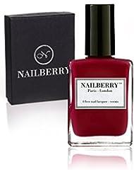 Nailberry Le temps des cerises Nagellack, 15 ml