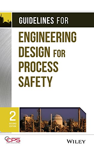 Guidelines for Engineering Design for Process Safety (Process Safety Guidelines and Concept) por Ccps (Center For Chemical Process Safety