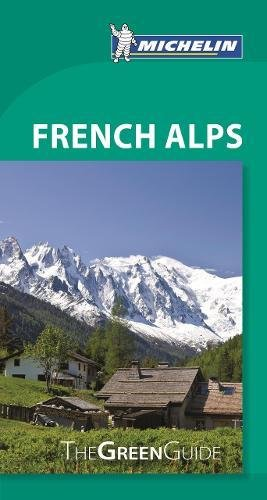 French Alps par Michelin