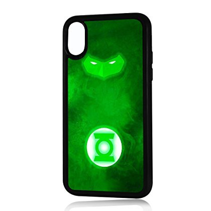 Pinky Beauty Australia (für iPhone X) Handy Fall Rückseite Cover - hot10098 Superheld Green Lantern