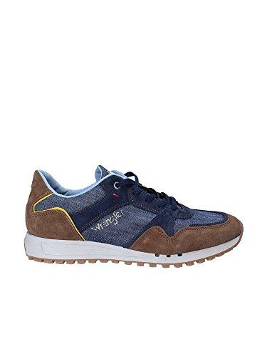 Wrangler WM181090 Sneakers Man Bleu 41