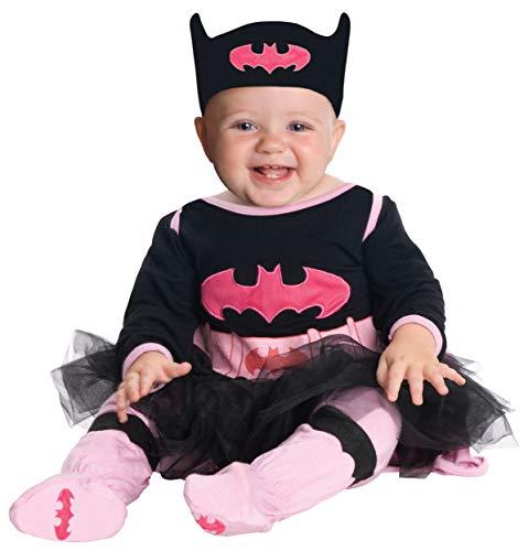Baby Batgirl Kostüm - Rubie's DC Batgirl Kostüm Super-Freunde für Baby