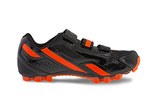 Spiuk Rocca MTB Chaussures de sport unisexe Negro / Naranja