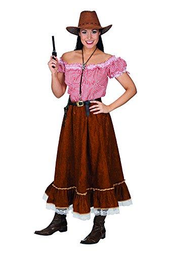 Andrea Moden 784-40/42 Western Girl, (Frauen Kostüme Kitty)