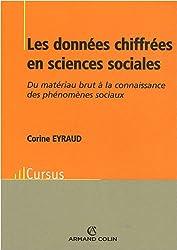 Les données chiffrées en sciences sociales : Du matériau brut à la compréhension des phénomènes sociaux