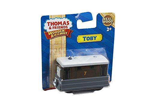 Thomas & Friends Wooden Railway Toby Engine
