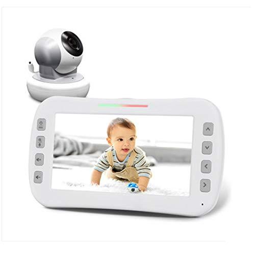 Kevin Bin Vigilabebés,Monitor Bebé ActivacióN Sonido Monitoreo Temperatura Llamada Voz Bidireccional...
