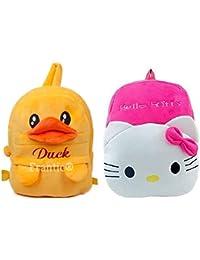 1bc0ef51b77 Frantic Velvet Kids School Nursery Picnic Carry Travelling Bag - 2 to