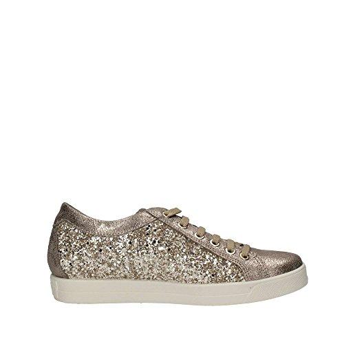 IGI&CO scarpe donna sneakers basse 77917/00 PLATINO Platino