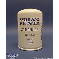 Volvo Penta Ölfilter für D2-55 und D2-75, original 21549544 ersetzt 3581621
