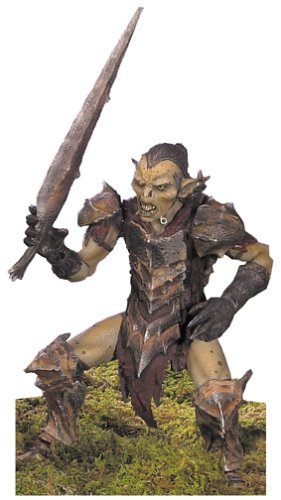 El Señor de los anillos: la Comunidad del anillo–Moria Orc figura de acción 1