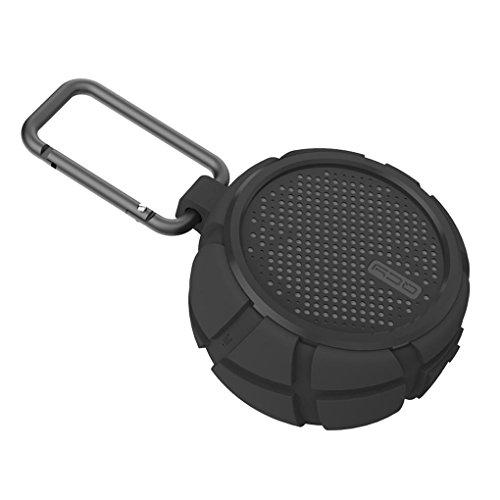 Minzhi QCY BOX2 Sport Bluetooth Lautsprecher IPX7 wasserdicht Schlag-Widerstand Wireless-Lautsprecher 3D-Stereo-Musik-Surround-Sound-System