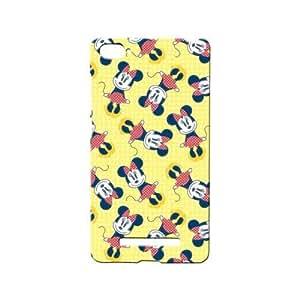 BLUEDIO Designer 3D Printed Back case cover for Xiaomi Mi4i / Xiaomi Mi 4i - G5005