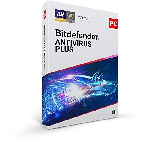 Bitdefender Antivirus Plus 2019 - 3 utenti/1 anno