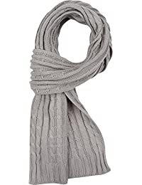 Sakkas Ellington Unisex Knit Scarf