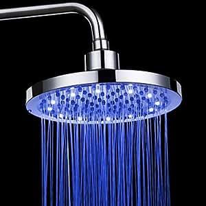 FAGL Regendusche Zeitgenössisch LED/Regenfall ABS in A Klasse Chrom