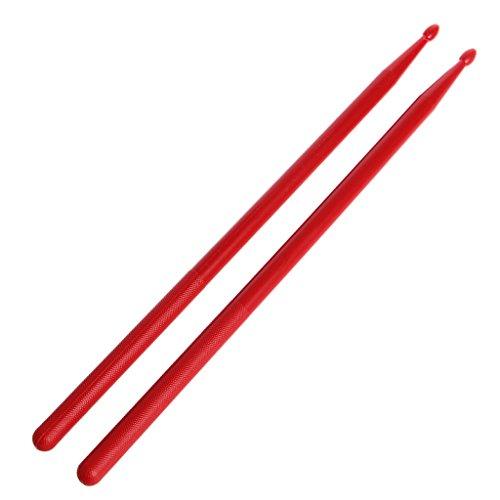 Fogun Professional - Juego de baquetas (nailon, 2 unidades)