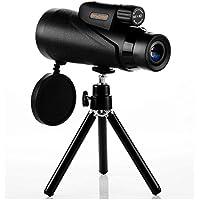 Eyebre 10x42 Teleskop Monokulare Kompakte Handheld Multi-beschichtet Monokulare Spektiv Teleskop Mit Smartphone Adapter Halterung Jagdoptik