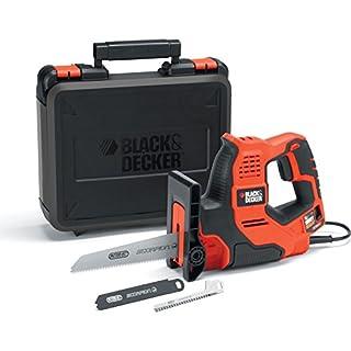 Black & Decker KFBES890K Autoselect Special Edition Scorpion Saw + 3 Blades 240v