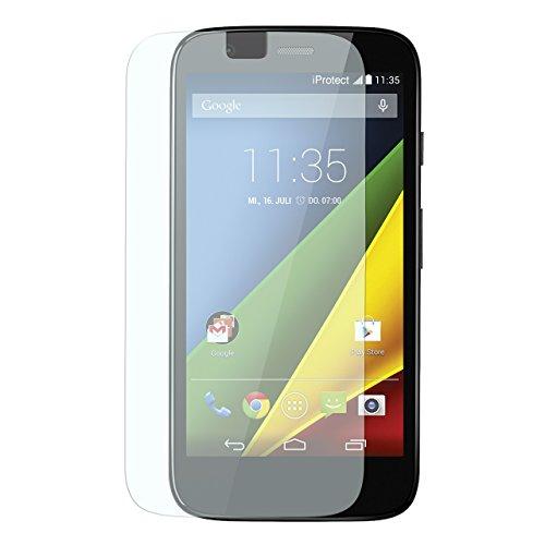 ector Tempered Glass Hartglas Schutzfolie für Motorola Moto G Display Schutzglas Glasfolie 0,3mm ()
