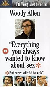 Everything You Always Wanted To Know About Sex*... [VHS]