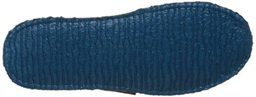Giesswein Azusa, Chaussons Mules Femme Bleu (122 Sonnengelb)
