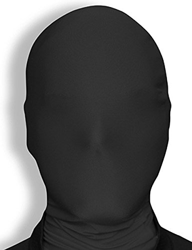 Morph Maske schwarz (Maske Morph Schwarz)