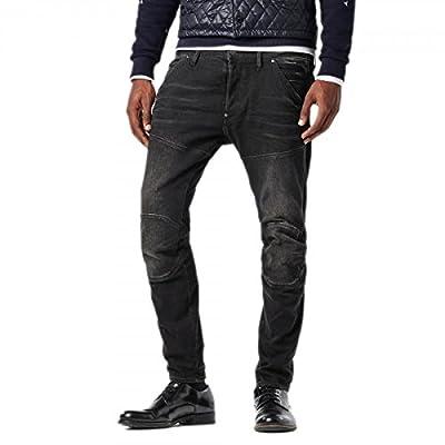G-Star RAW Men's 5620 3d Dark Aged Jeans