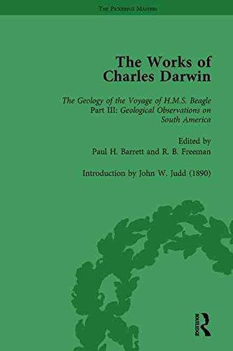 [(The Works of Charles Darwin: Geological Observations on South America (1846) v. 9)] [By (author) Paul H. Barrett ] published on (August, 2015) par Paul H. Barrett