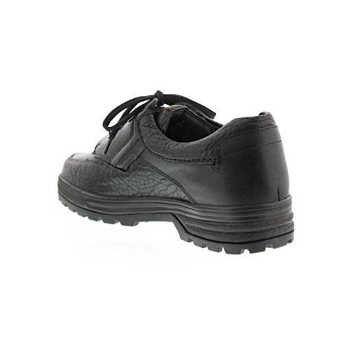 Mephisto , Chaussures de ville à lacets pour homme Noir - Noir