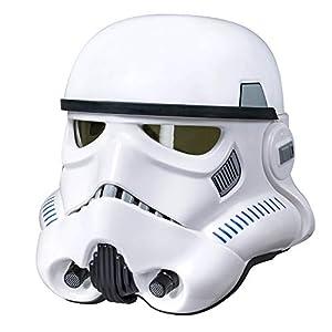 STAR WARS- SW Movie R1 Casco Stormtrooper,, única (Hasbro B9738EU4)