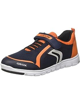 Geox J Xunday B, Zapatillas para Niños