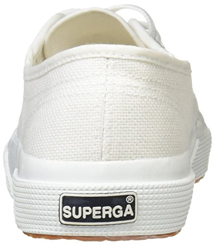 Superga 2750 Cotu Classic, Baskets mixte adulte Blanc - Weiß (White 901)