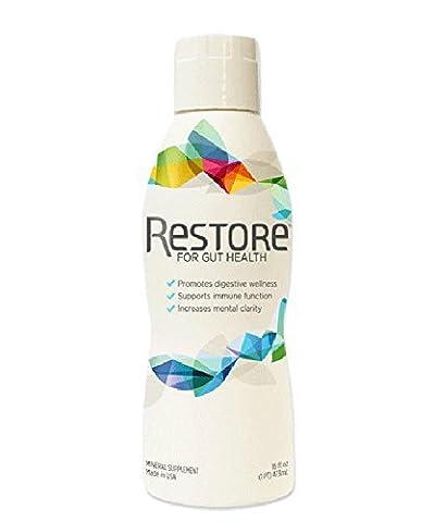 Restore - Gut Health Mineral Supplement (16 oz) by Restore-4-Life