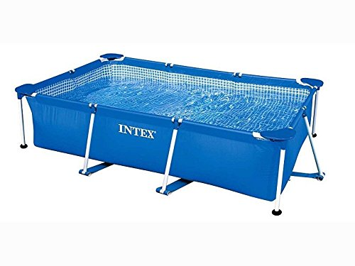 Intex 28270NP Small Frame - Piscina desmontable, 1.662 l, 220 x 150...