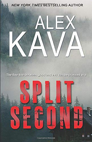 Split Second: (Maggie O'Dell Book 2) (Maggie O'Dell FBI Profiler, Band 2) -
