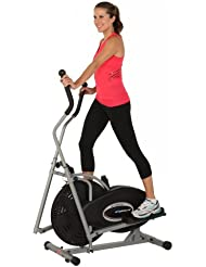 Exerpeutic Aero Air Elliptical Trainer Crosstrainer - small, robust and compact