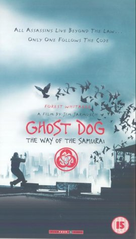ghost-dog-the-way-of-the-samurai-vhs