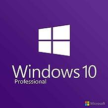 Windows 10 Pro 32 & 64 Bit - MainSoftwarePartner | Originaler Lizenzschlüssel inkl. Deutsche Anleitung zur Installation | Versand per Post und per E-Mail in 1-2 Stunden selbst am Sa. So. Feiertage
