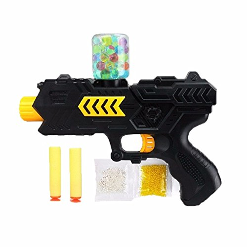Saffire 2-in-1 Soldier Gun with Jelly Shots and Soft Foam Bullets